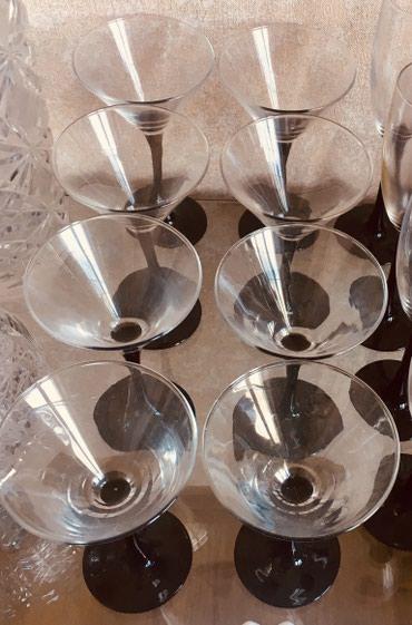 Продаю бокалы для мартини Luminarc Domino - 8 в Бишкек