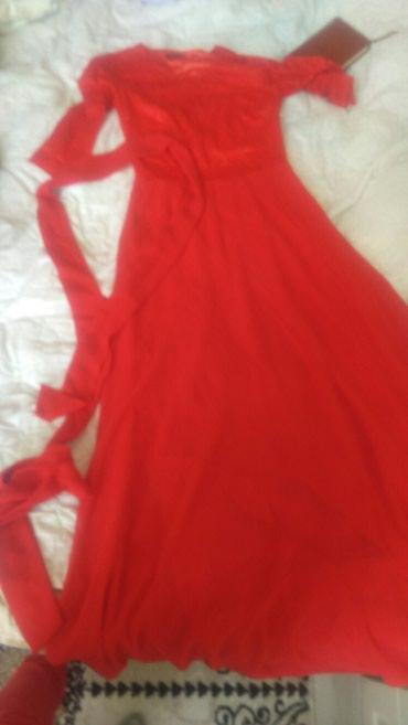 красное платье на свадьбу в Кыргызстан: Продаю платье одевала только 1 раз на свадьбу 136 вотвапт