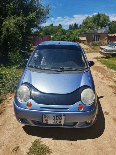 Транспорт - Михайловка: Daewoo Matiz 0.8 л. 2007   101057 км