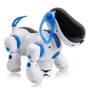 Pas - Srbija: 1050din - dostupni plavi i rozeOvo je slatki mali pas robot, šeta sam