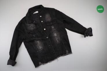 Жіноча джинсовка Ticky Denim, р. XL   Довжина: 64 см Ширина плеча: 45