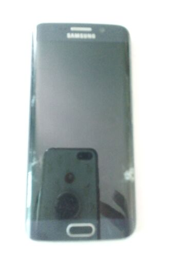 Электроника - Маевка: Samsung | 16 ГБ | Синий | Битый, Трещины, царапины, Сенсорный