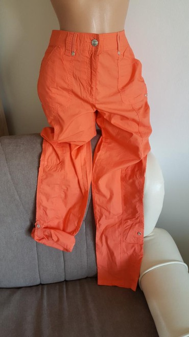 Nove canda pantalone 36, siri model, narandzaste, nogavica moze biti - Arandjelovac