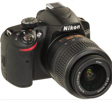 Продаю фотоаппарат nikon d3200 с в Бишкек