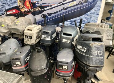187 объявлений: Навесные лодочные моторы, водные скутера в наличие и на заказ, б/у