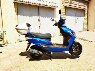 Nəqliyyat - Azərbaycan: RKS Blazer XR 80 cc (Angel Eyes) в отличном состоянии. Куплен в