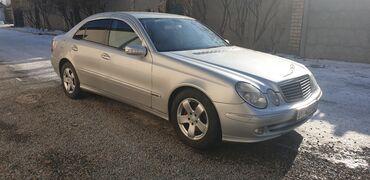 диски на w211 в Кыргызстан: Mercedes-Benz E 320 3.2 л. 2004 | 238000 км