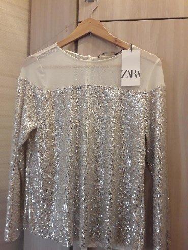 Рубашки и блузы Zara L