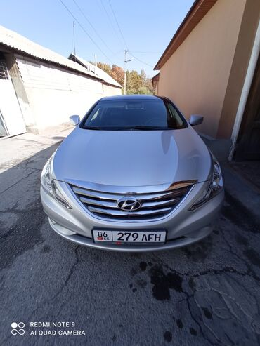 Hyundai Sonata 2 л. 2014 | 240000 км