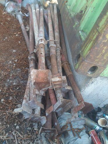 строительные хомуты в Кыргызстан: Строительные леса, стойки