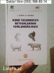 Bakı şəhərində Heyvan Kokeltme-Yem Kitabi