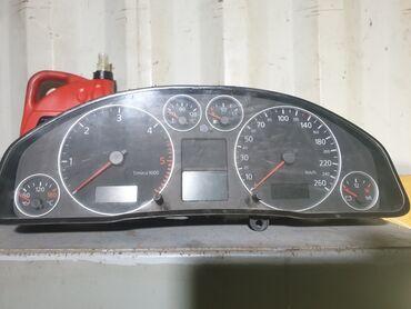 Автозапчасти - Токмок: Щиток приборов ауди а6 горбатый механик 2.5 тди