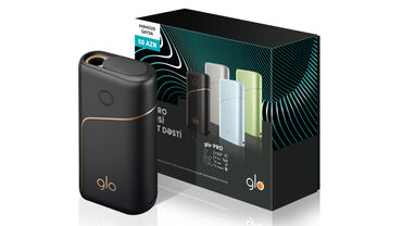 Glo™ pro - Qabaqcıl Tütün Qızdırma Cihazı   glo™ ilə tanış olun, tütün