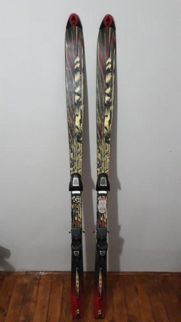 Model skija KASTLE C52 duzine 178 cm. sa SALOMON vezovima proizvedene - Smederevo