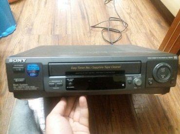 sony hdv 1000 в Кыргызстан: Sony кассетный проигрыватель, рабочий