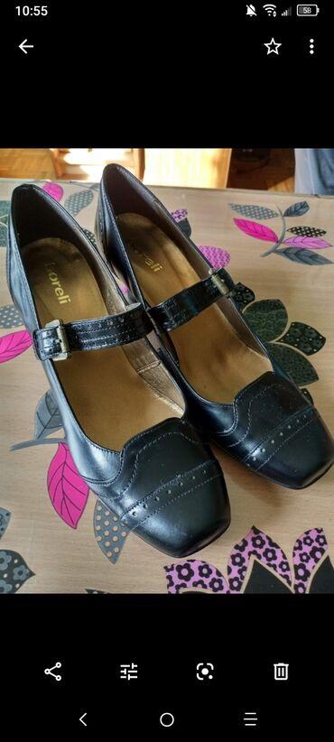 Ženska obuća | Majdanpek: Prodajem potpuno nove zenske cipele Boreli, br 41, duzina gazista 26,5