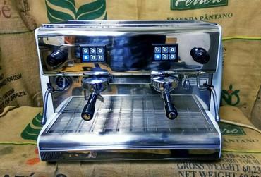кофемашина со встроенным капучинатором в Кыргызстан: Профессиональная кофемашина ECM Michelangelo. Идеальное решение для