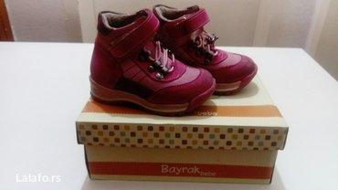 duboke postavljene cipele za devojčice nošene kratak period  br. - Batajnica