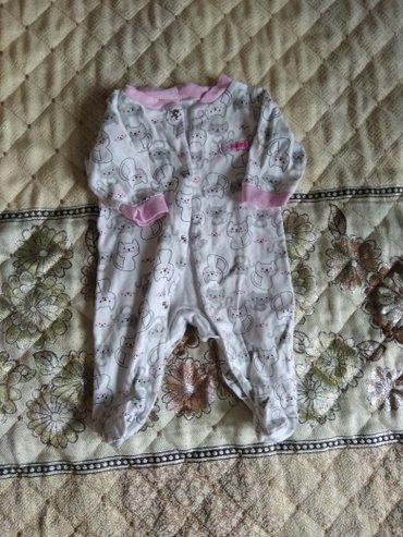 Одежда для девочек от рождения до 6 месяцев,в отличном состоянии. в Бишкек