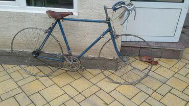 Продам вело хвз чемпион 1963года хорошо сохранен легкий