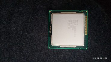 процессоры coffee lake восьмое в Кыргызстан: 2 Ядерный процессор Intel celeron g540 2.50ghz 2.50GHZполностью