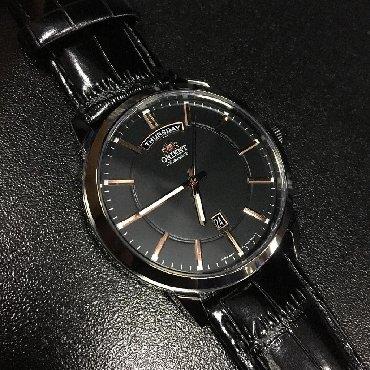 chasy bentley original в Кыргызстан: Черные Мужские Наручные часы Orient