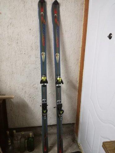 Skije rossignol 4,  191cm, vezovi odlicni salomon 12 - Belgrade