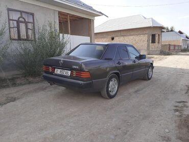 Mercedes-Benz в Кыргызстан: Mercedes-Benz 190 (W201) 2 л. 1992 | 290058 км