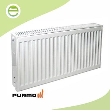 Purmo, Compact, Радиатор панельный  500x600 в Бишкек