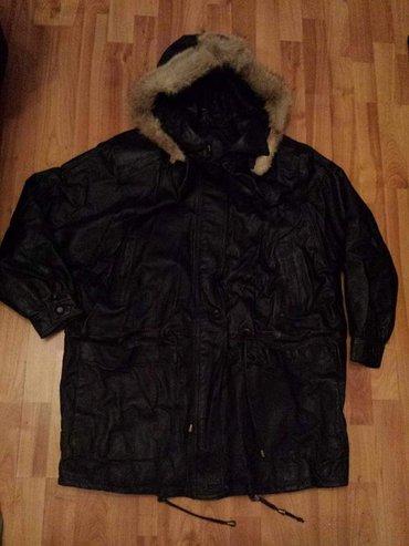 Kozna jakna vel. 48 - Leskovac