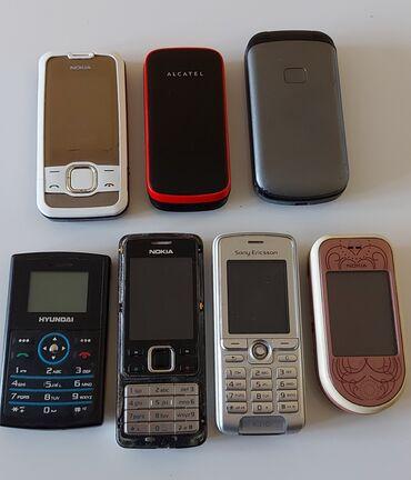 Elektronika - Vranje: Telefoni extra sacuvani bez baterije svi zajedno jako jeftino