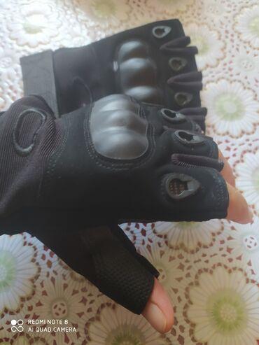 detskij velosiped jaguar 16 в Кыргызстан: Вело перчатки без пальцев. Качество бомбический