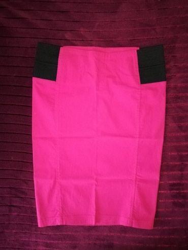 Prodajem novu suknju u M velicini. Dimenzije:poluobim struka - Novi Sad