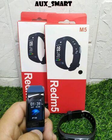кожаный чехол для meizu m5 note в Кыргызстан: Smart bracelet Redmi M5
