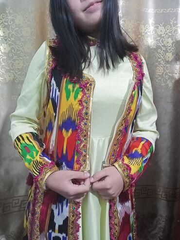 продажа номеров in Кыргызстан | ПРОДАВЦЫ-КОНСУЛЬТАНТЫ: Здравствуйте национальной уйгурский костюм для танца продаю уступка е