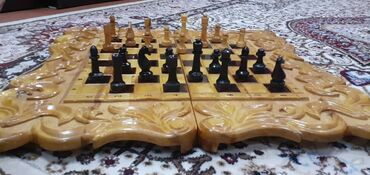Шахматы - Кыргызстан: Доставка по городу Бишкек Нарын ош Талас баткен Ысыккол Жалал-лабат