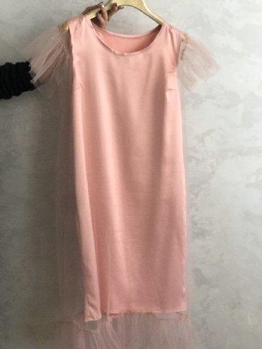 платье в пол батал в Кыргызстан: Продаю - платье ( размер стандарт)