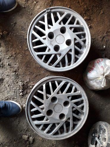 Продаю диски на мицубиси галант и в Беловодское