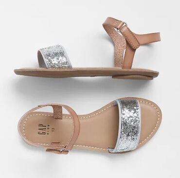 Фирменные детские сандали GAP (оригинал со штатов). Новые