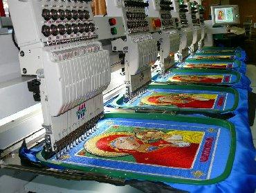 Компьютерная вышивка:- качественно и быстро- только оптом- На заказ-