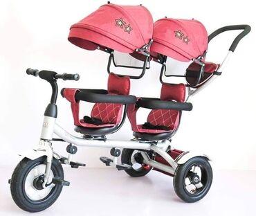 Program za blizance Cena 13500 dinPredstavljamo Vam novi tricikl za