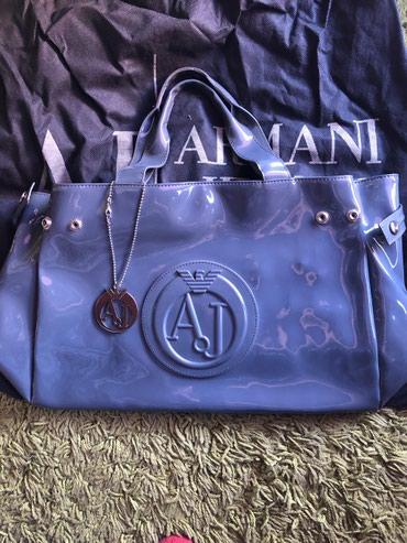 Armani torba original, kao nova, nosena nekoliko puta, bez ostecenja - Belgrade