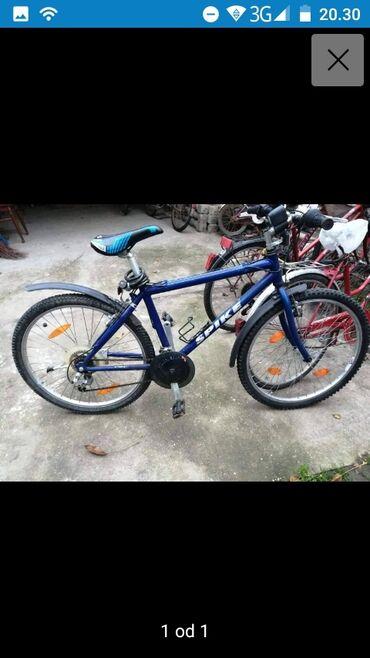 Sport i hobi - Vrbas: Plavi sporski biciklo u odlicnom stanju