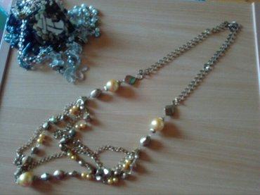 Duge prelepe ogrlice, savrseno stanje. po 300din. sve 4 za 1000din, 2 - Belgrade