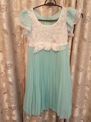 Платье размер 4-7лет