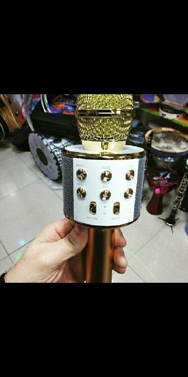 Zabrat şəhərində Karaoke mikrafonlari keyfiyyetli RK GROUP da
