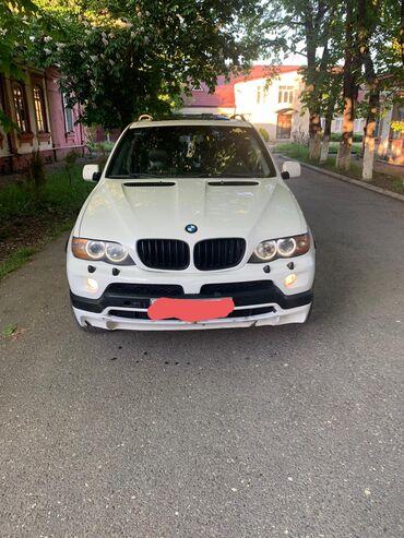 BMW X5 4.4 l. 2003 | 196578 km