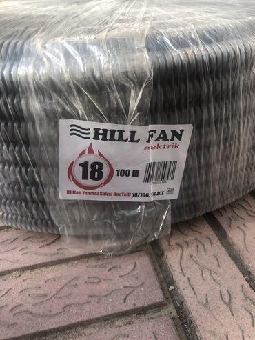 sherri hill paltarlari - Azərbaycan: Hill fan 100 metr şlanq. Kabel icinde çekmekçun. Teze