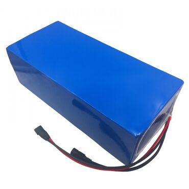 Аккумуляторы для электроскутеров в наличии.  ️60V от 12 до 20 ампер