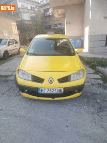 Renault Megane 1.5 l. 2008 | 496000 km